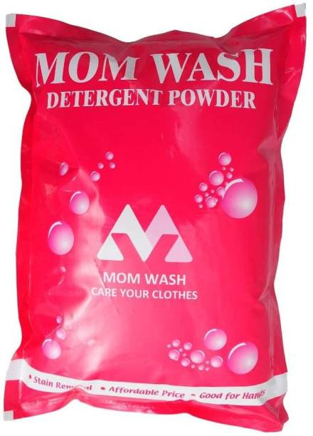 MOM WASH 4 Kg Detergent Powder 4 kg