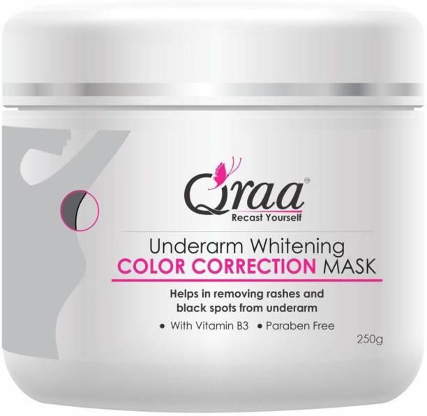 Qraa Underarm Whitening Color Correction Mask
