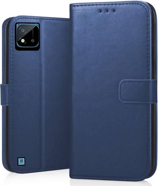CEDO Flip Cover for Narzo 50i, Realme C20, Realme C11 2021
