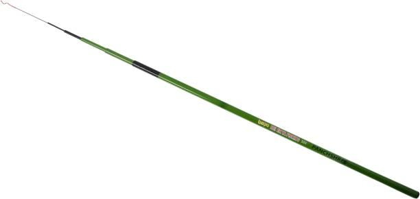 PANCHSHREE G300R G-300 Green Fishing Rod
