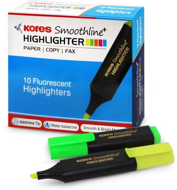 KORES Smoothline Plus Highlighter