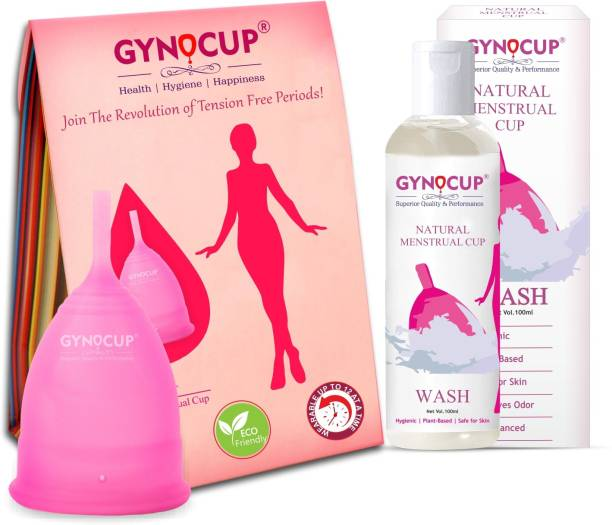 Gynocup Small Reusable Menstrual Cup