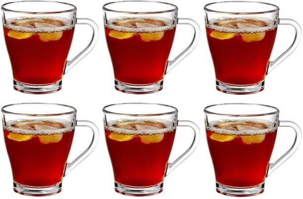 BOROSIL ICOFMUG280 GLASS MUG Glass Coffee Mug