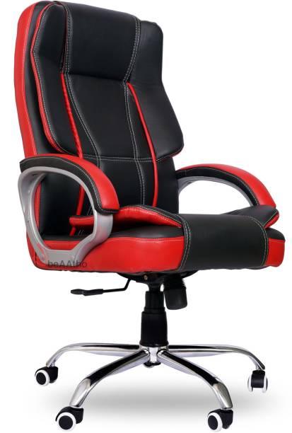 beaatho Leatherette Office Arm Chair
