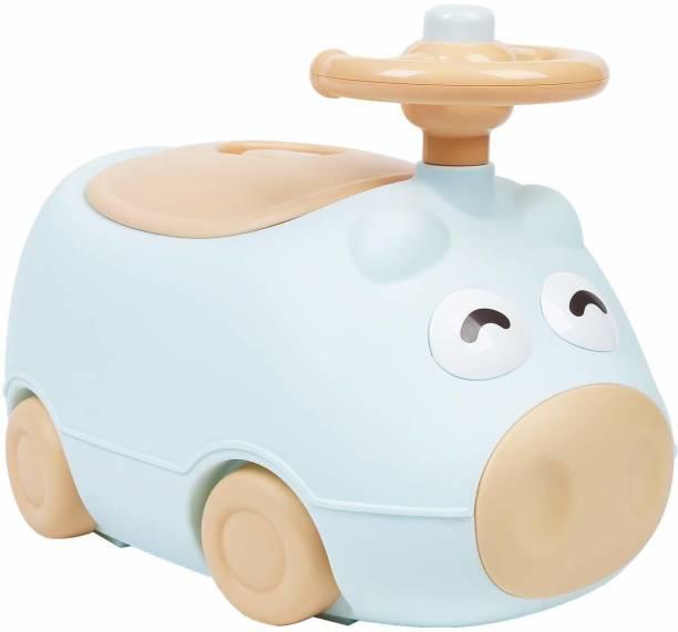 R for Rabbit Cucu Baby Potty Training Seat -Cute & Comfy Potty Training Chair for Kids (Green) Potty Seat