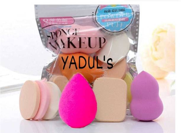 YADUL's 6 in 1 Makeup Spounge Puff Set