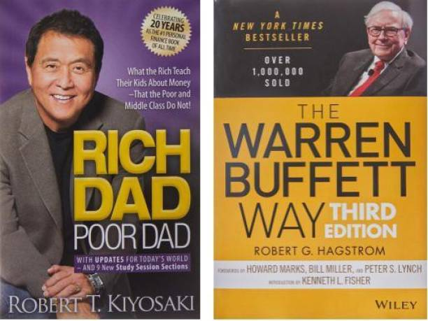 Rich Dad Poor Dad + The Warren Buffett Way