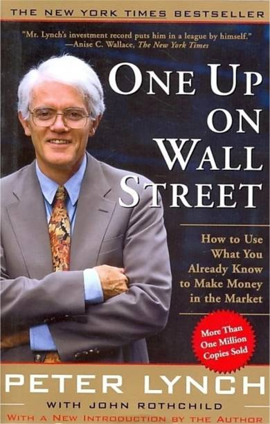 One Up On Wall Street (Paperback,Peter Lynch