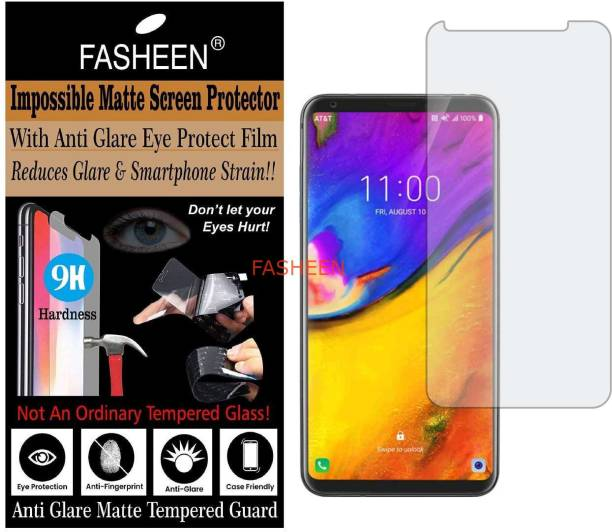 Fasheen Impossible Screen Guard for LG V35 PLUS THINQ (Flexible Matte)