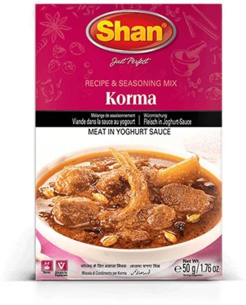 SHAN Korma Masala (Pack of 6 Pcs)