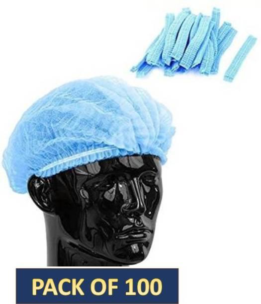 Vamear 100 PCS Surgical Head Cap