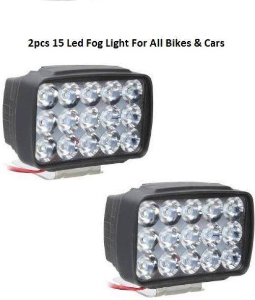 PETROX Fog Lamp, Headlight, Back Up Lamp, Indicator Light, Tail Light, Side Marker, Dash Light LED for Bajaj, Yamaha, Mahindra, KTM, Ducati, Royal Enfield, Harley Davidson, Hero, Suzuki, TVS, Honda