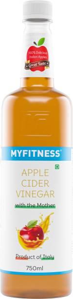 MYFITNESS Apple Cider Vinegar with Mother Vinegar
