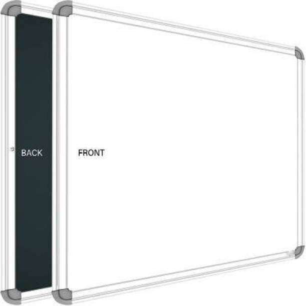 JAGMONI Non Magnetic Non magnetic Melamine White Board 2x1.5 Whiteboards