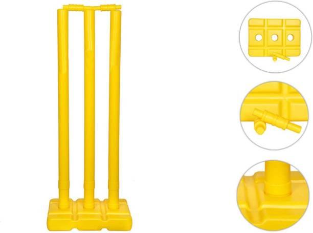 KNK Cricket Wickets , Cricket Stump , Cricket Wickets Plastic , Plastic Wickets