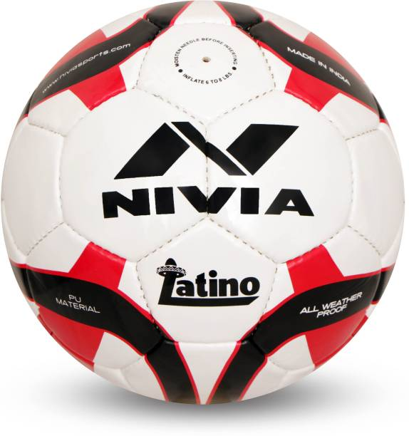 NIVIA Latino Football - Size: 5