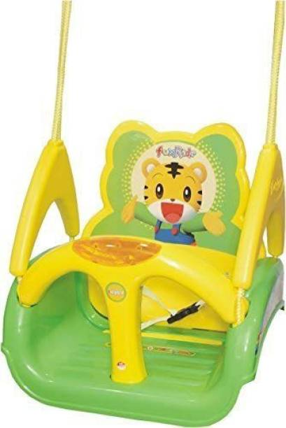 BHASIN CYCLES Plastic Musical 3 in 1 Adjustable Swing for Kids Bouncer