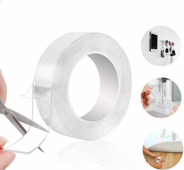 LAXIT Double Sided Tape Handheld Dispenser Double Side (Manual)
