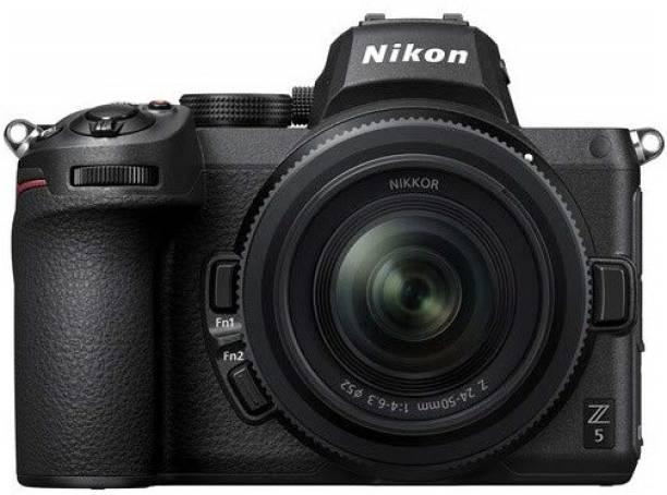 NIKON Z5 Mirrorless Camera 24-50 mm