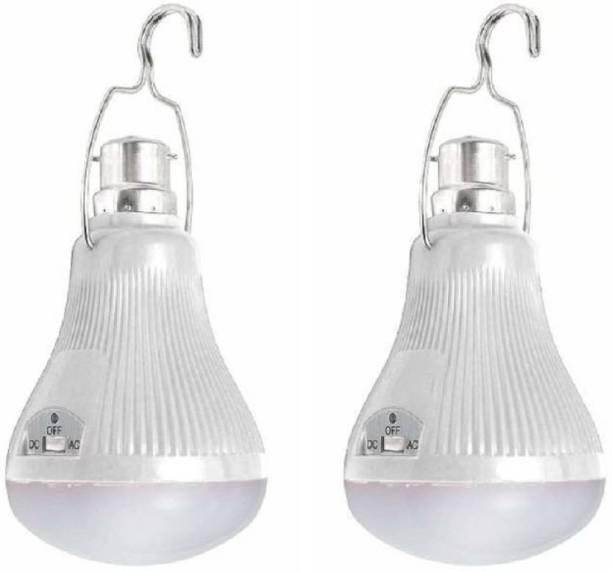 ESN 999 WH 2PCS Bulb Emergency Light