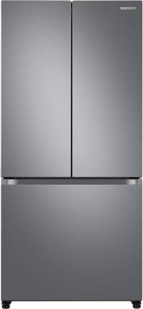 SAMSUNG 580 L Frost Free French Door Bottom Mount Convertible Refrigerator