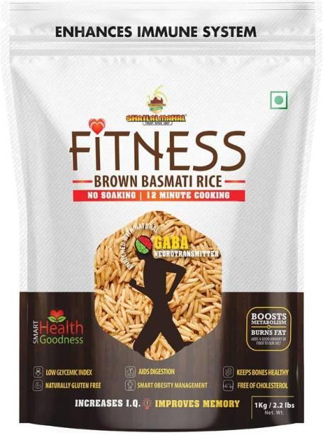 SHRI LAL MAHAL Fitness Brown Basmati Rice Brown Basmati Rice (Long Grain, Boiled)