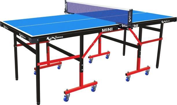 koxtons Mini Rollaway Indoor Table Tennis Table