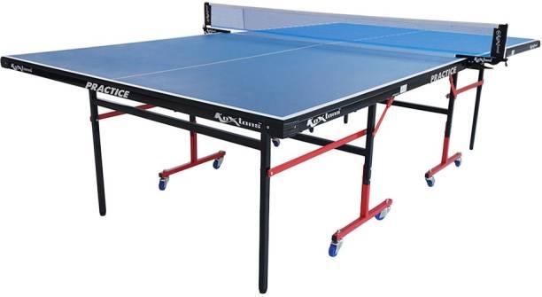 koxtons Practice Rollaway Indoor Table Tennis Table