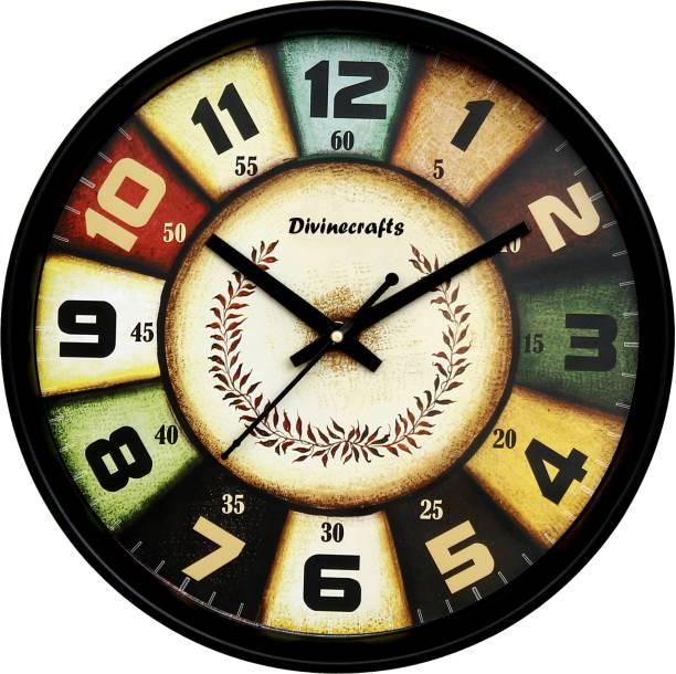 Flipkart SmartBuy Analog 27 cm X 27 cm Wall Clock
