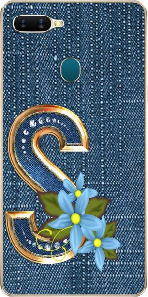 Golden Discount Back Cover for Oppo A5S, PIN54