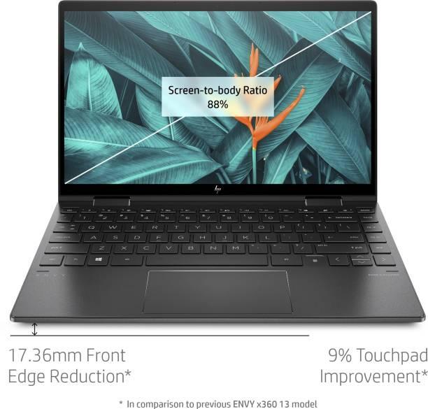HP Envy 13 x360 Ryzen 5 Hexa Core 4500U - (16 GB/512 GB SSD/Windows 11 Home) 13-ay0533AU Thin and Light Laptop