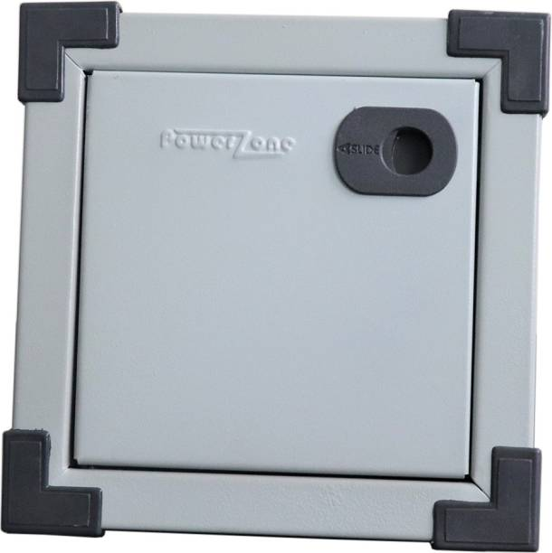 POWERZONE 8 Way MCB Distribution Board- Double Door (Classic Model) Distribution Board