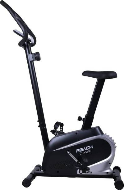 Reach B-201 Magnetic Exercise Bike stationary upright Fitness Cycle For Home Gym Upright Stationary Exercise Bike