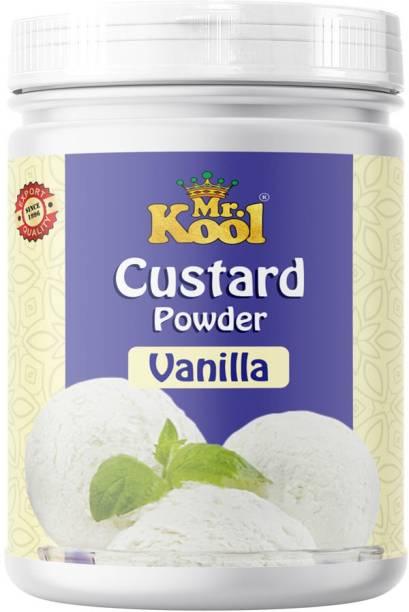 Mr.Kool Vanilla Flavor 400 gm Instant Custard Powder