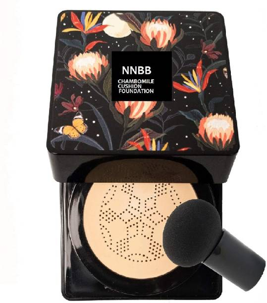 nnbb BB Cream Air Cushion Foundation Korean Mushroom Head CC Cream Concealer Whitening Tone  Foundation