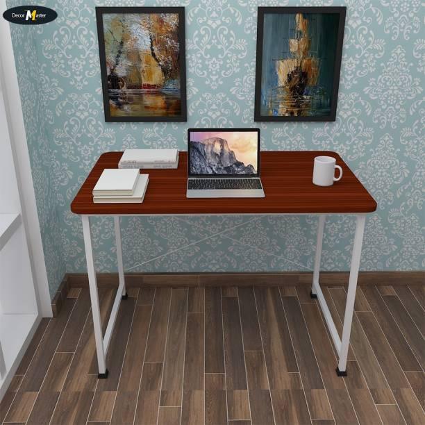 decormaster DM-2B-100X60X75 Engineered Wood Office Table