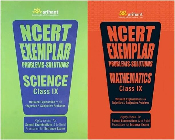Arihant NCERT EXEMPLAR CLASS 9MATH/ SCIENCE