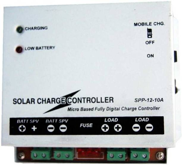 Harvik 10 AMP PWM Solar Charge Controller