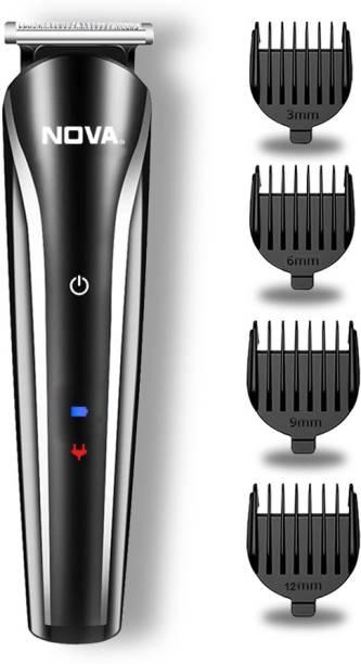 NOVA NHT 1073-00 USB  Runtime: 60 min Trimmer for Men