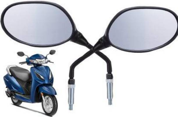 shiv ambika Manual Rear View Mirror For Honda Activa