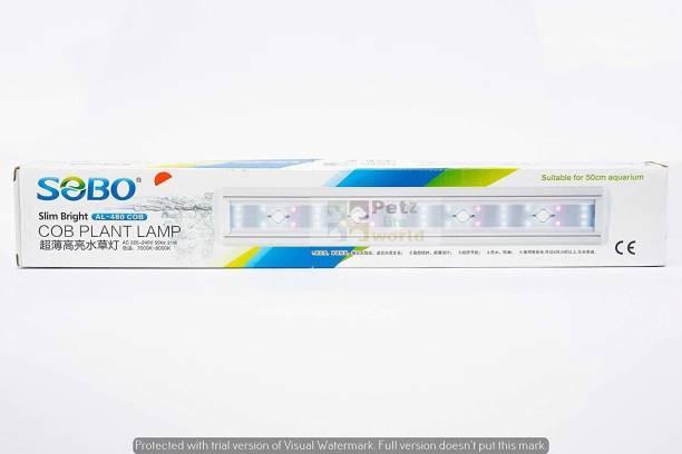 SOBO White LED Aquarium Light