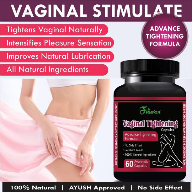 Floarkart Vaginal Tightening Capsules To Provides Overcome The Problem Of White Discharge 100% Ayurvedic