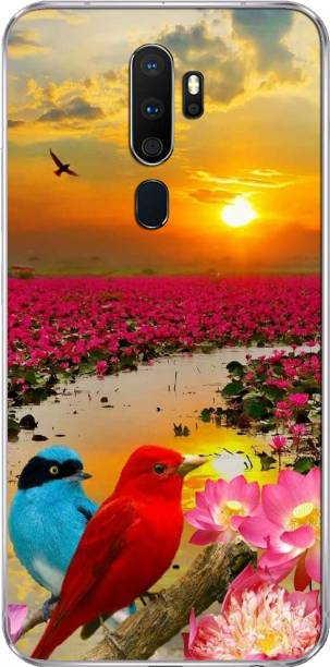 Golden Discount Back Cover for Oppo A5(2020) / OPPO A9(2020), PIN20