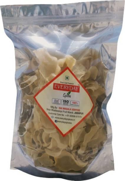 Everyday Spices Raw Potato Chips/ Dry Potato Fryums (Crunchy, Thin & Tasty)/ Ready to Fry Potato Chips, 900gms; Aalu Ke Chips/ Homemade Dry Kacchi Potato Chips/ Aalu Papadi Fryums Chips