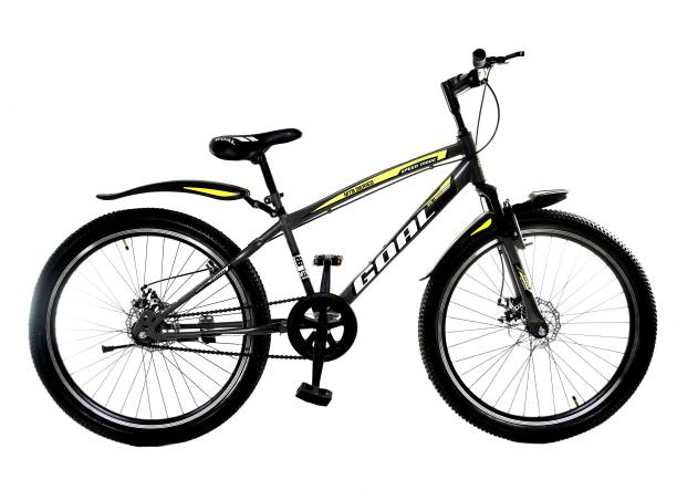 Goal I-SERIES MTB 26X240 TYRE DUAL DISC SUSPENSION 26 T Mountain Cycle