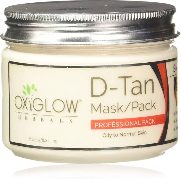 OXYGLOW D-Tan Mask/Pack 250g