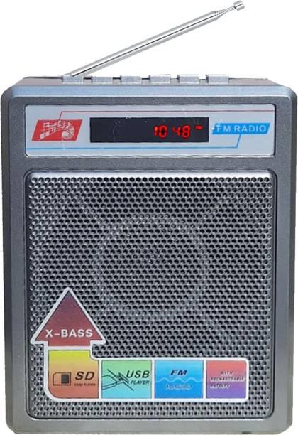 BeerTech SL-413 Mp3 Fm/Radio Supports USB pen-drive, aux memory card_Fm Radio FM Radio