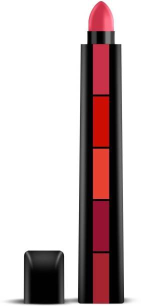 iziecare 5 Step Matte Finish 5 in 1 Lipstick