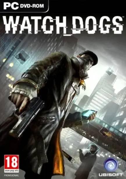 Watch Dogs (DVD)