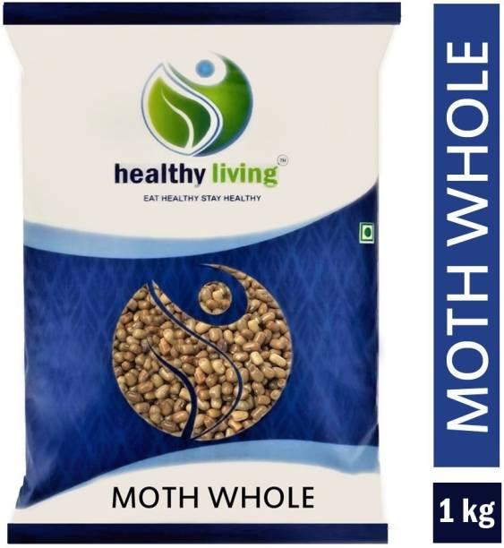 healthy living Green Mot Matki (Whole)